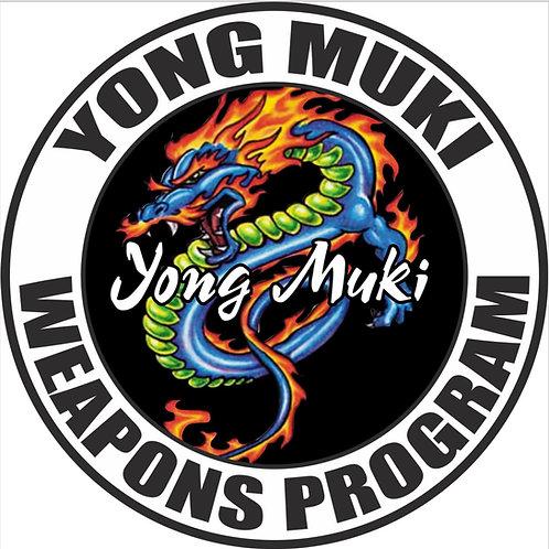Yong Muki Black Belt Grading
