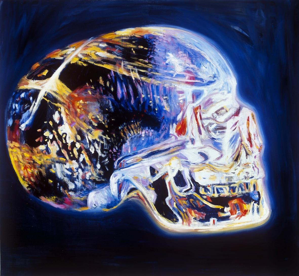 Crystal Skull Profile