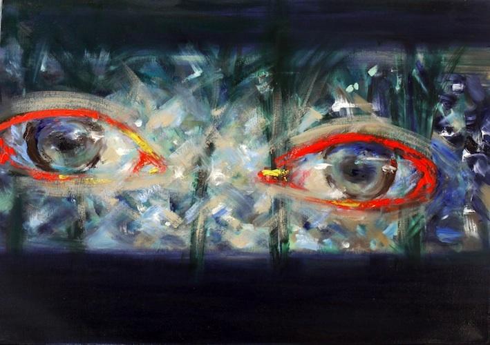 Riyad's Eyes