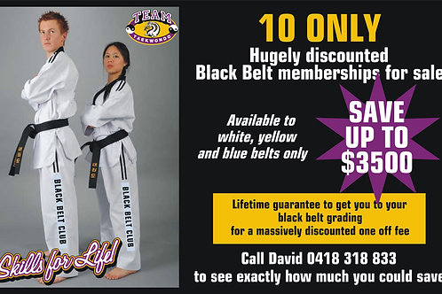 From Yellow Belt
