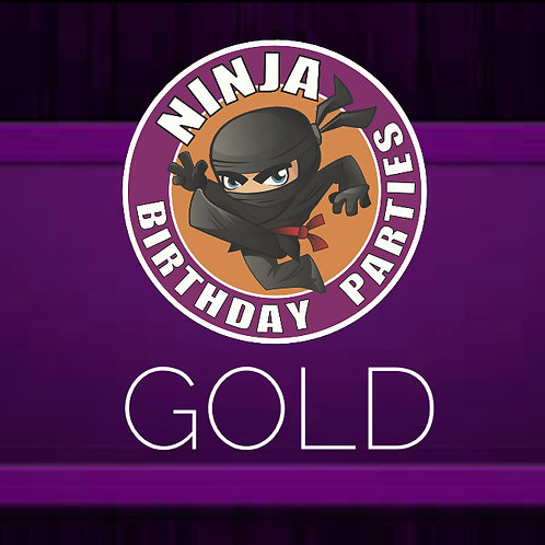Ninja Party Gold Package