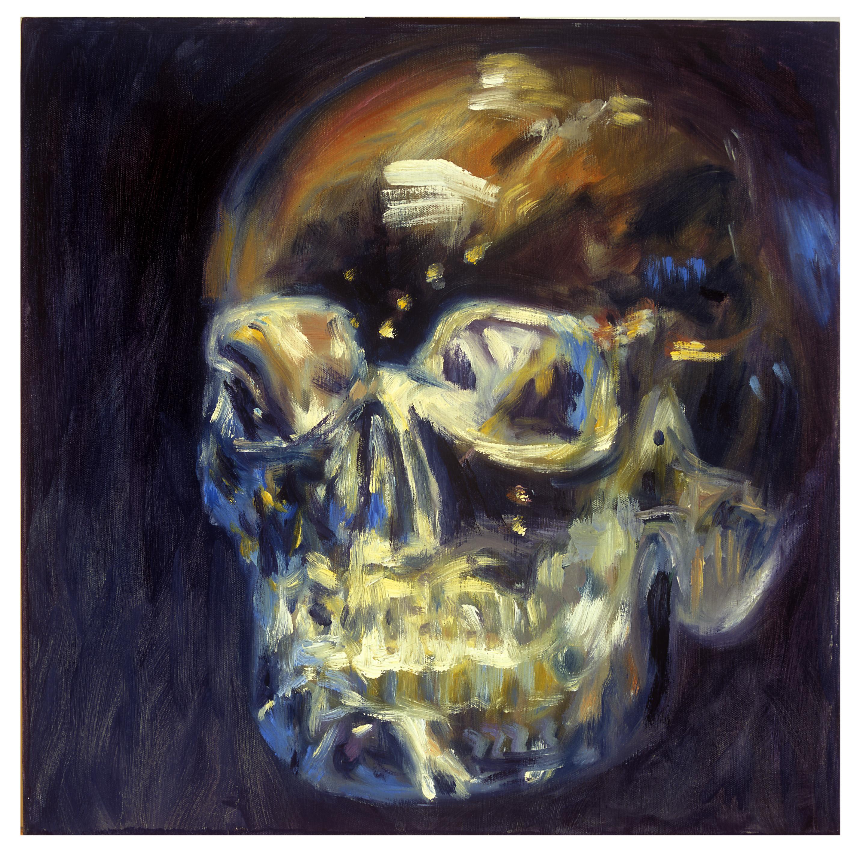 Little Crystal Skull
