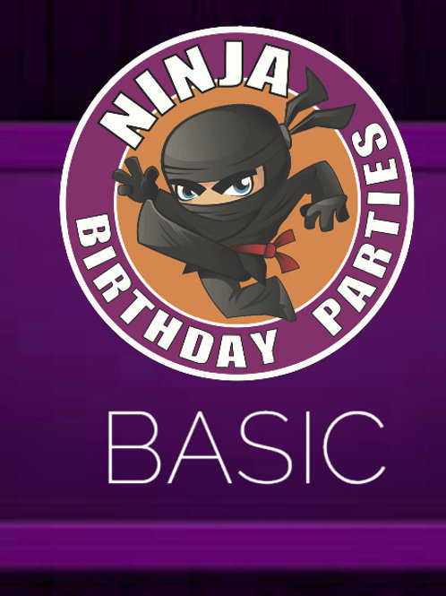 Ninja Party Basic Package