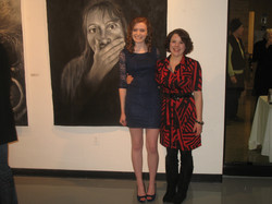 Opening Reception with Carolyn