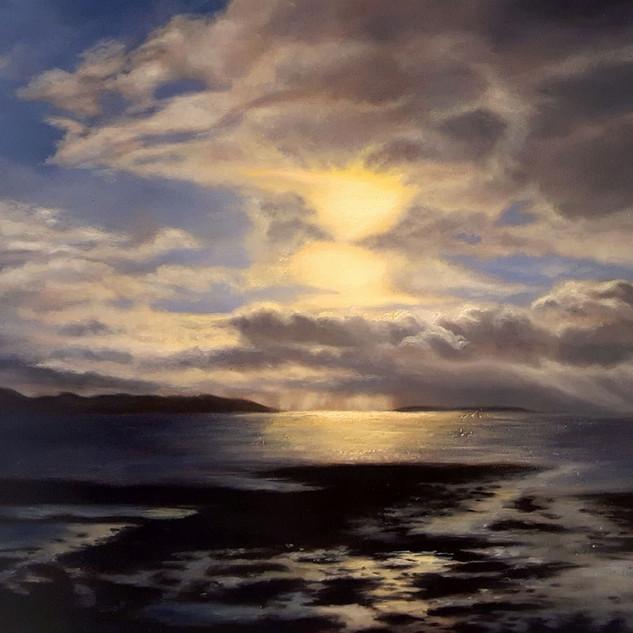 The Light of Ettrick Bay