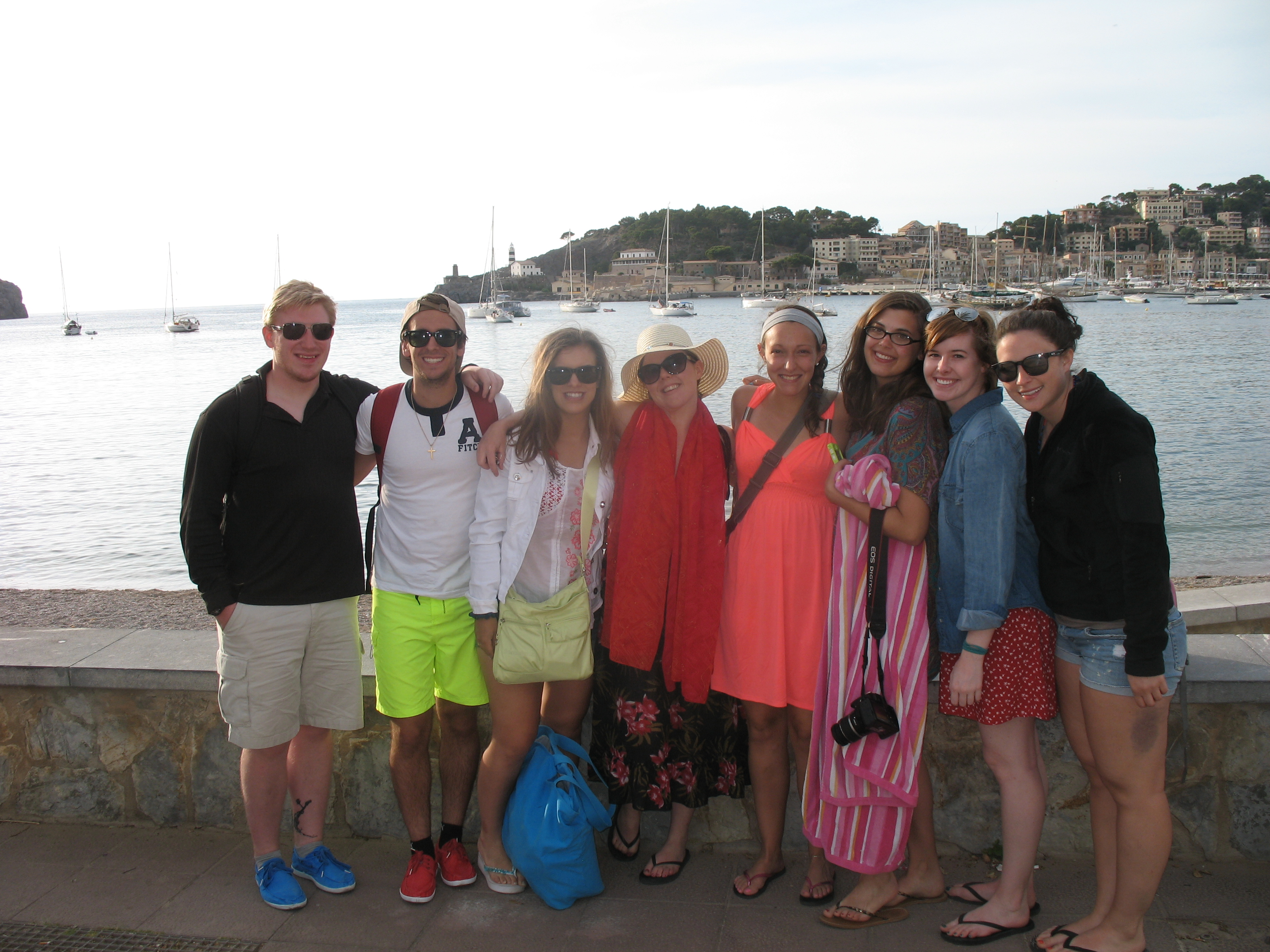 Last day of class, Mallorca