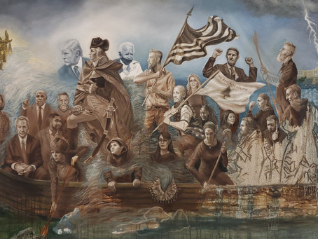 Crossing the Delaware to Victory--the fight isn't over!