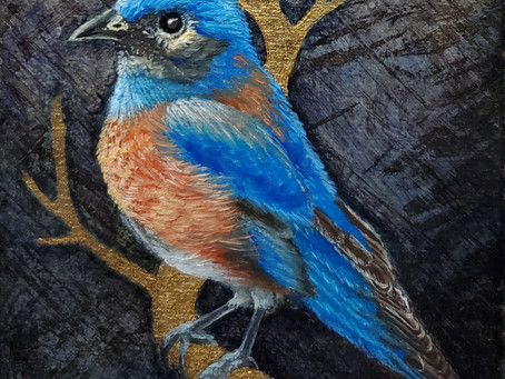 There's a Bluebird in My Heart