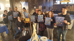 Painting with the Classics at Switch