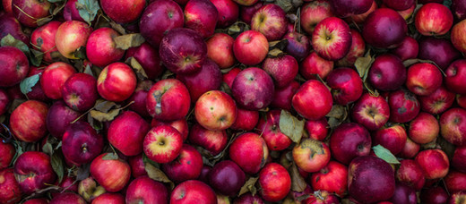 Natural Beauty with Apples
