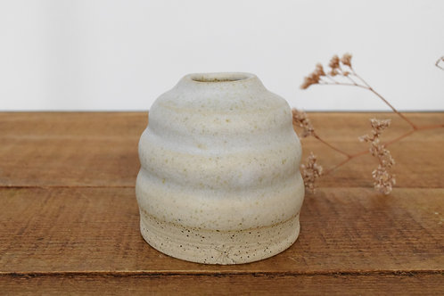 Small Freckled Vase - Wavy