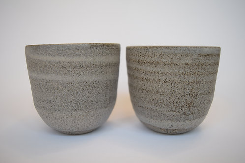 Gravel cups x 2