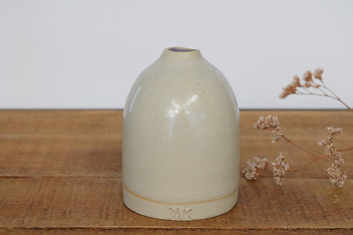 Small Cracked Ice Vase