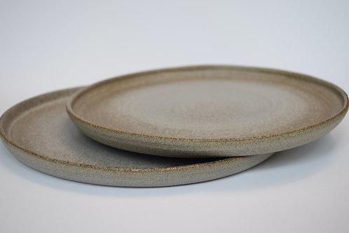 Gravel Dinner Plates x 2