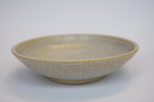 Crystal Sand Small Serving Bowl