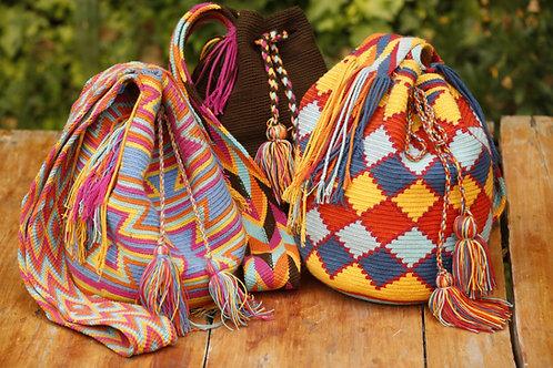 Taller de tejido Wayuu