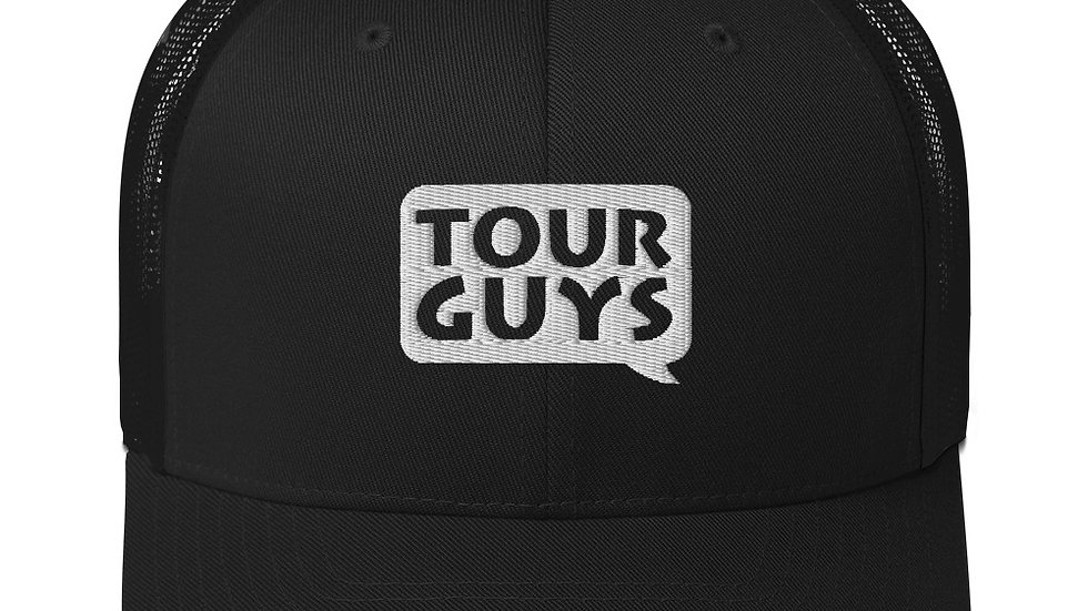 "TOUR GUYS ""Trucker Cap"""