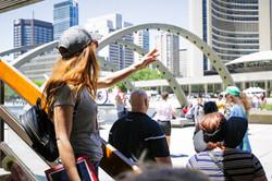 Old Town Toronto Walking Tour Golshan Guide