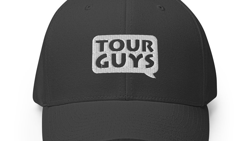 "TOUR GUYS ""Structured Twill Cap"""