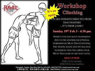 Clinching Workshop