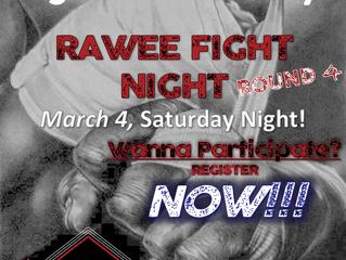 Rawee Fight Night Round 4