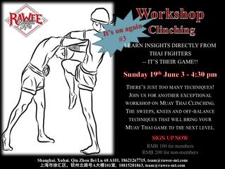 Clinching Workshop #3