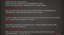 Special member categories