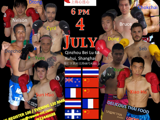 Rawee's Fights - Kick of 4 July
