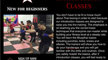 New Introduction Classes for Beginners