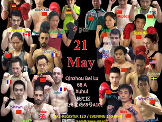 Rawee Fight Night Round 3