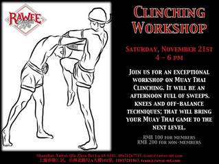 Workshop: Clinching