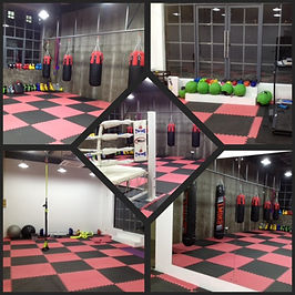 Rawee Muay Thai Shanghai space
