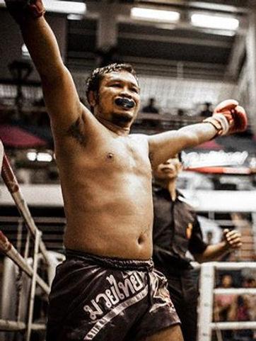 Rawee Muay Thai victory