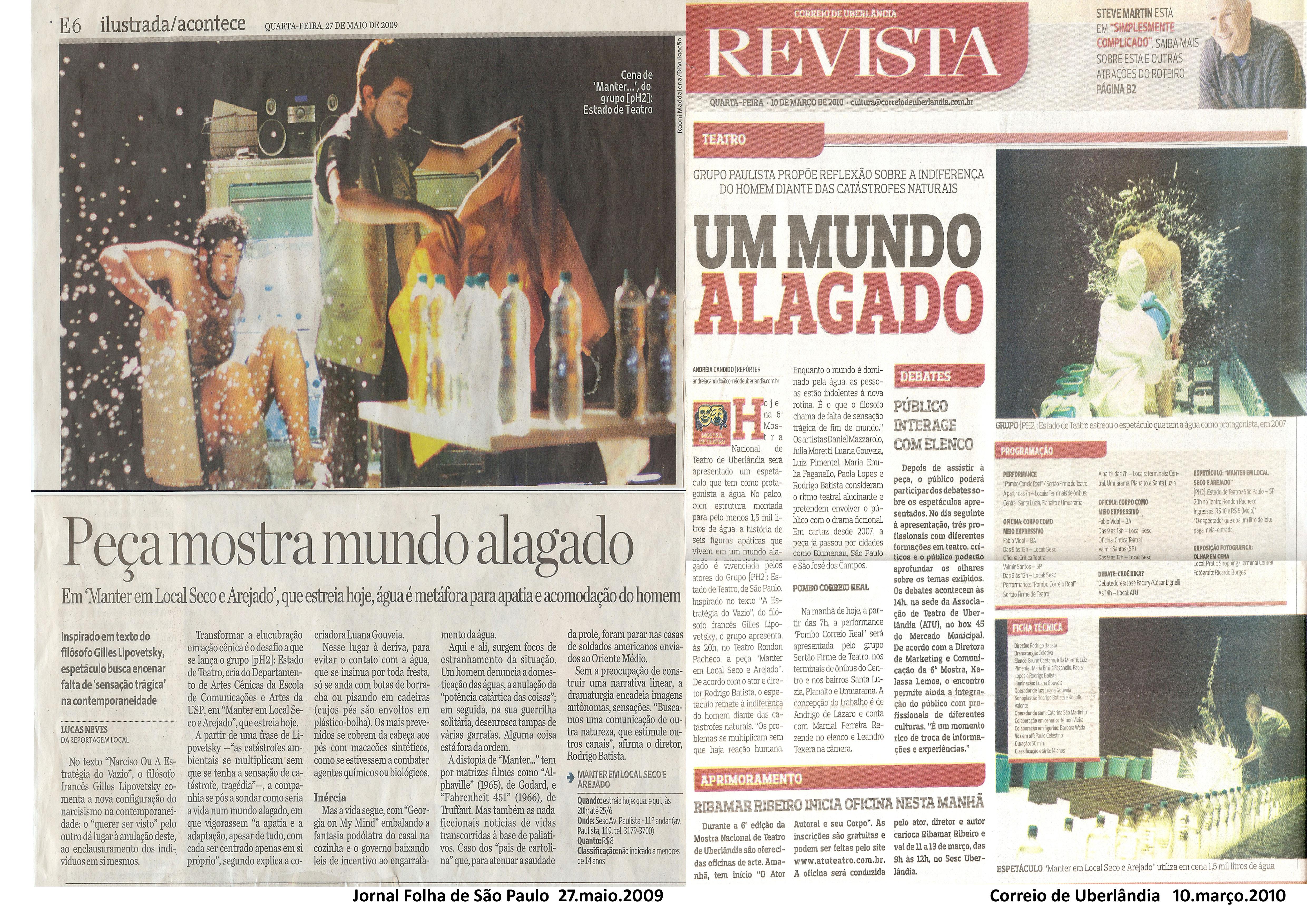 Folha de SP, 2009