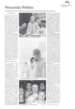 Jornal alemão, 2013