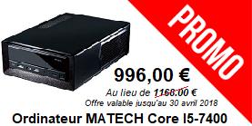 Promotion PC Matech