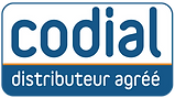 Distributeur agree CODIAL