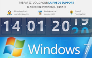 Fin de vie Window 7
