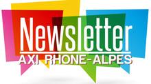 AXI RHONE-ALPES NEWS