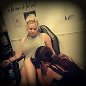 Foxy tattoing custom tattoo artist Yate bristol