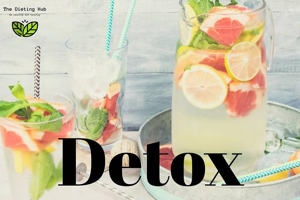 Benefit of detox