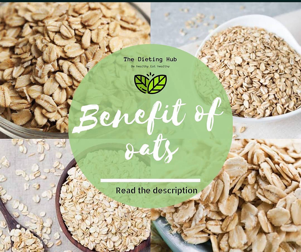 Benefit of oats