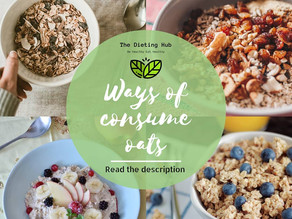 Way to consume oats | oats eating foods