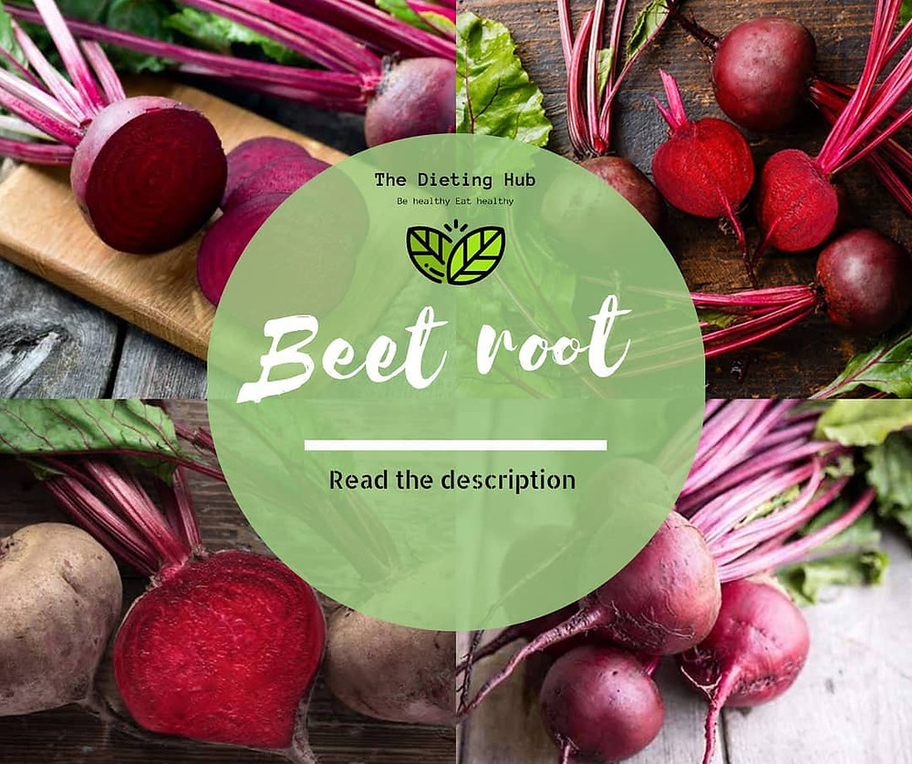 Health Benefits of Beet root