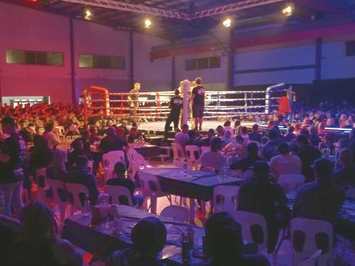 澳洲布里斯班-泰拳賽事之拍攝思維與技巧