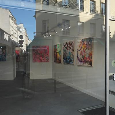 Exposition à la Heart Galerie