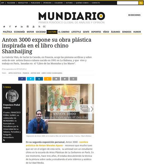 Mundiario - Espagne