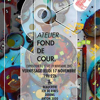 Exposition à l'Atelier Fond de Cour n°10