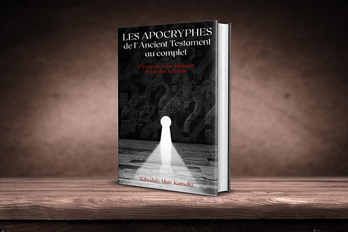 Les Apocryphes de l'ancient testament