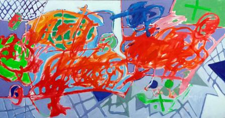 A pintura e a domingueira